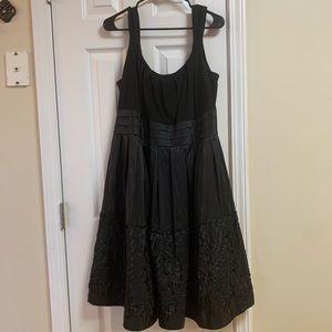 R&M Richards little Black Dress